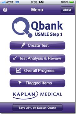 Kaplan приложение