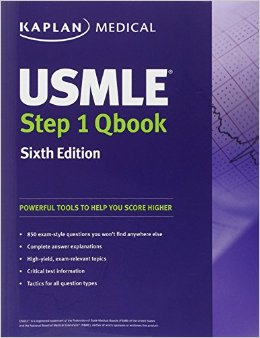 usmle step 1 book