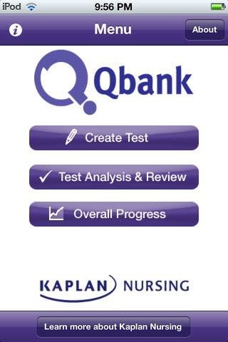 Kaplan NCLEX QBank App IOS d'Apple