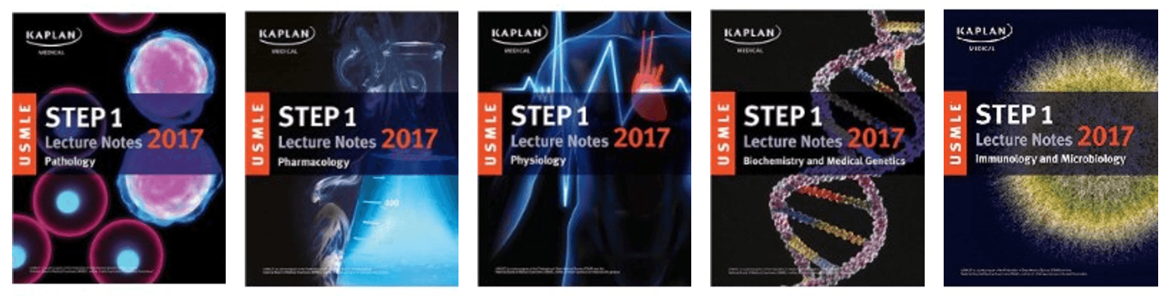 kaplan pas USMLE 1 lecture notes