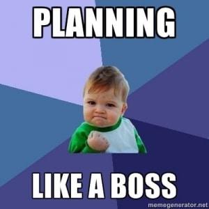 Passo USMLE 1 Planning