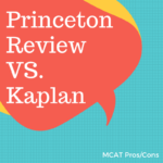 Princeton Review MCAT VS Kaplan MCAT