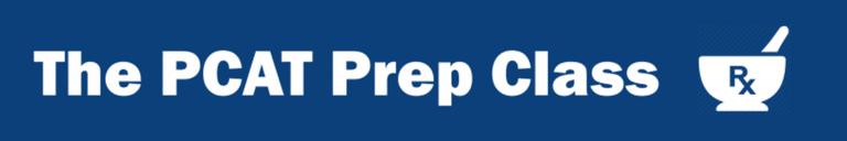 The PCAT Prep Class Study Materials