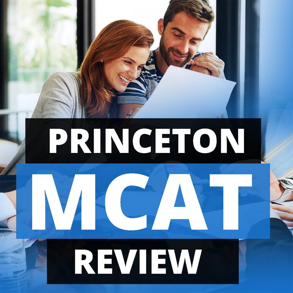 princeton review mcat books pdf