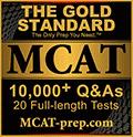 Best MCAT Prep Course - Gold Standard