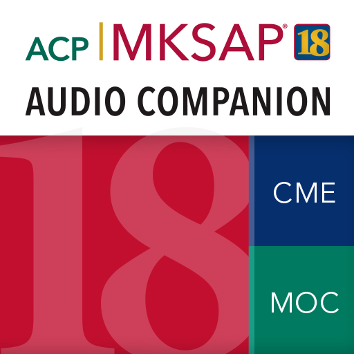 MKSAP 18 Audio Companion