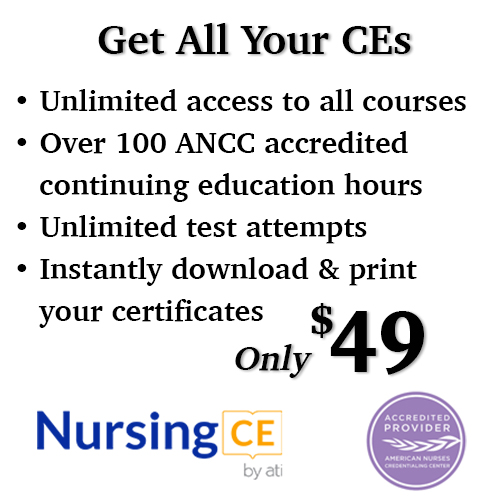 Nursing CE Substance Abuse and Addiction Course