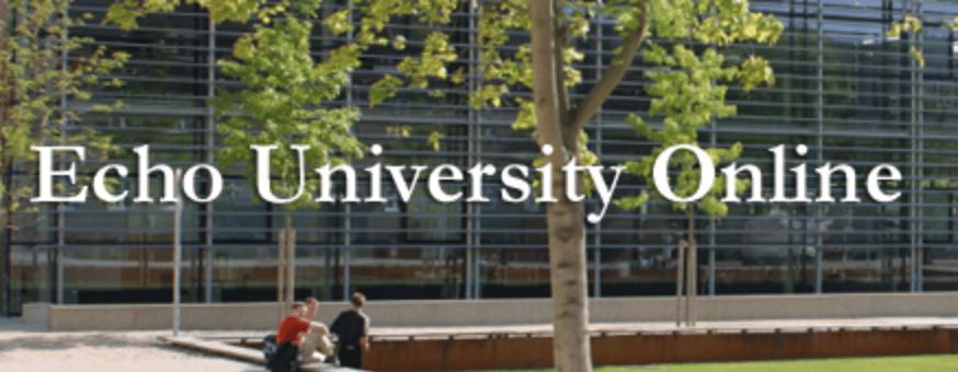 Echo University Online
