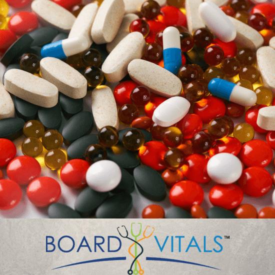 BoardVitals Addiction Medicine CME Review