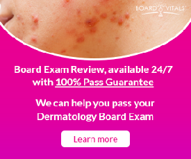 BoardVitals Dermatology Board Review Question Bank and Study Program