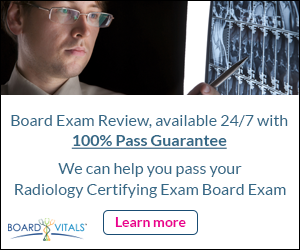 BoardVitals Radiology Certifying Exam Questions and Practice Tests