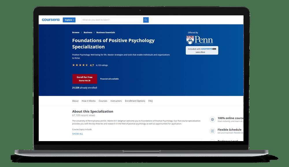 Psychology Courses Online