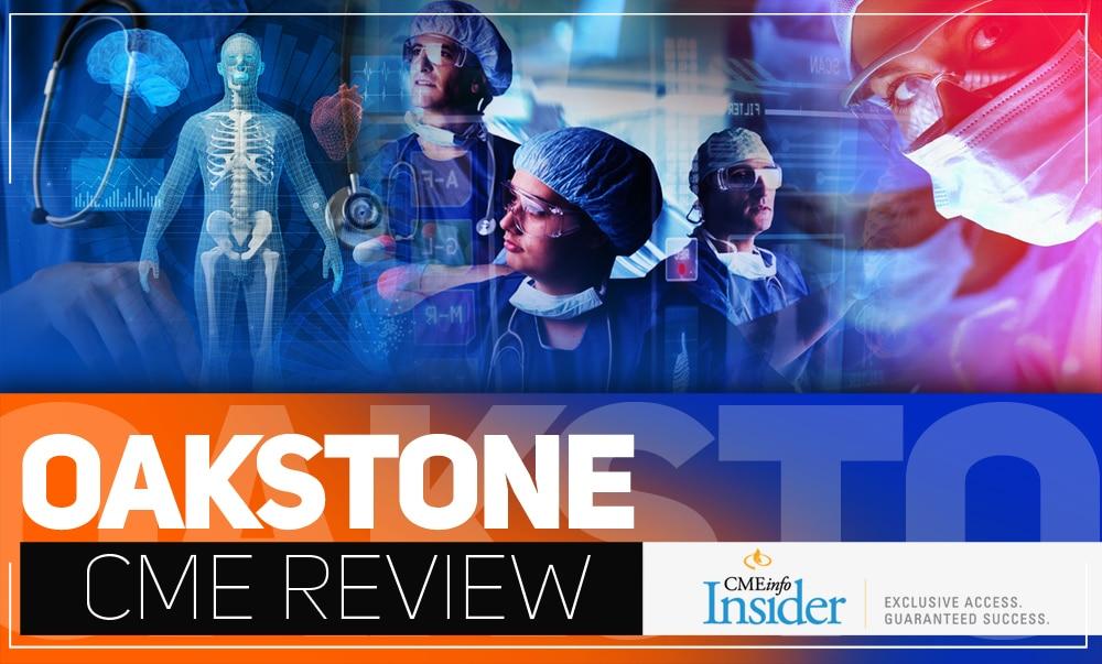 Oakstone CME Courses Online