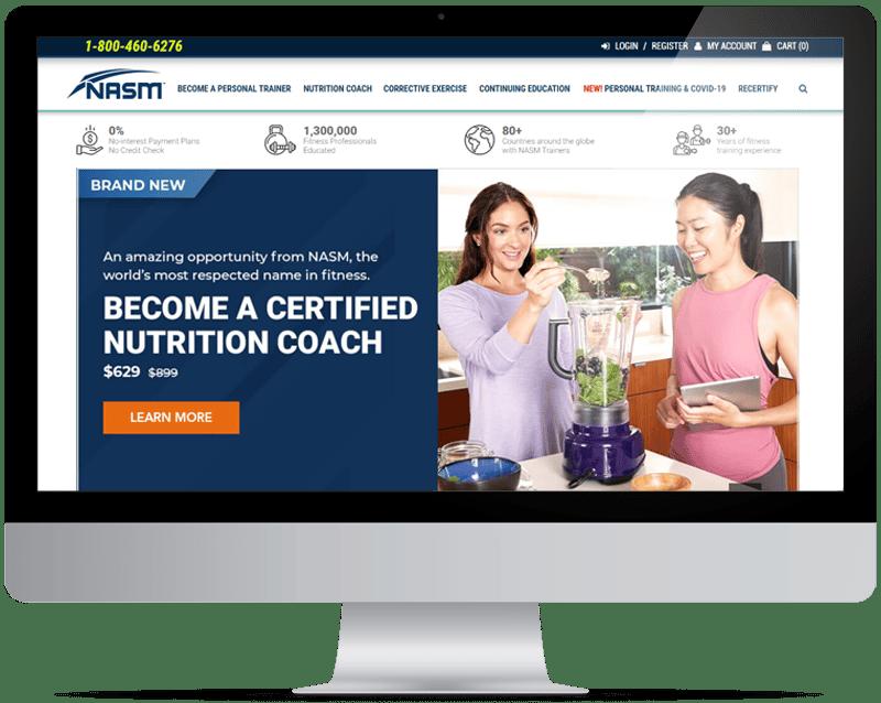NASM-PES Training Course Online